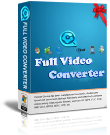 Full Video Converter 10 Box